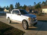 2010 Ford F-150 Ford F-150 Platinum